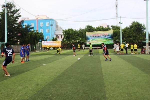 Giải bóng đá thường niên của EMS CORP