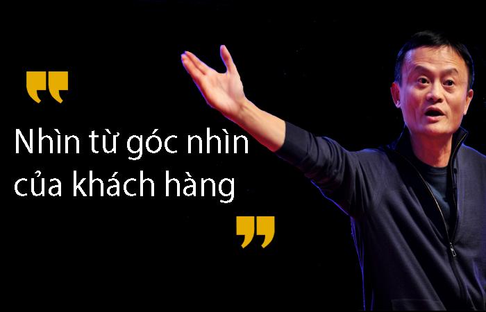 Bài học về quản trị nhân sự từ Jack Ma