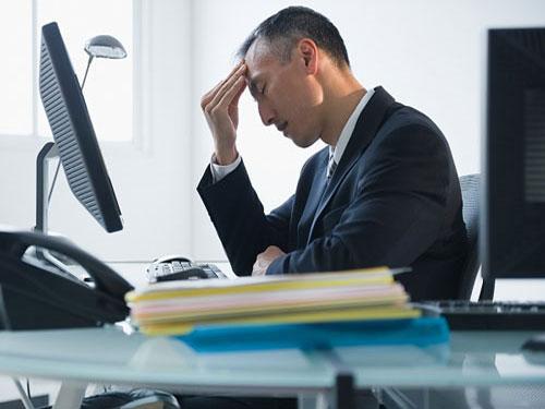 Mệt mỏi trong công việc