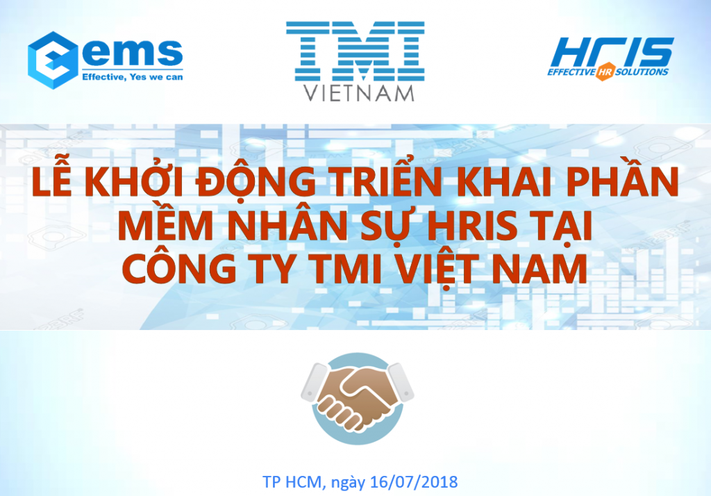kick off TMI Việt Nam