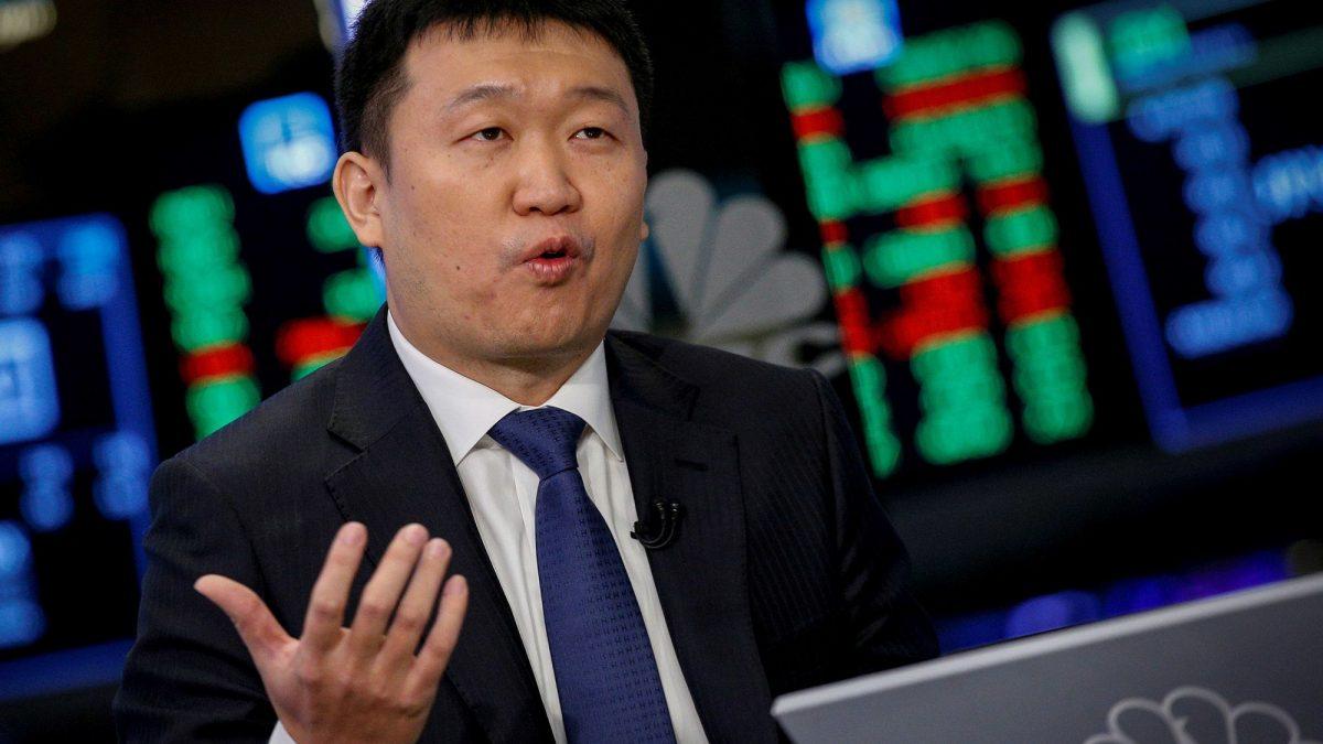 CEO Forrest Li