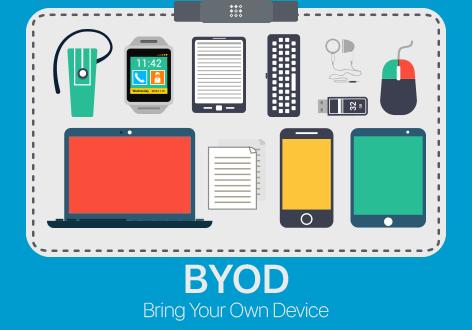 sử dụng BYOD để gắn kết nhân viên