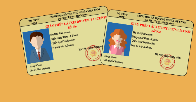 Chính sách mới về cấp giấy phép lái xe