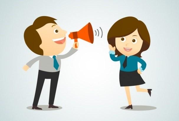 lắng nghe nhân viên - làm việc năng suất