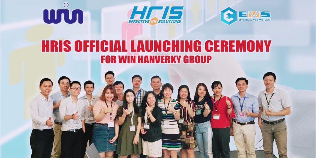 Win Hanverky và EMSC chính thức hợp tác triển khai hệ thống phần mềm quản lý nhân sự HRIS