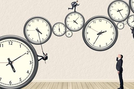 Người xuất sắc biết cách quản lý và sắp xếp thời gian