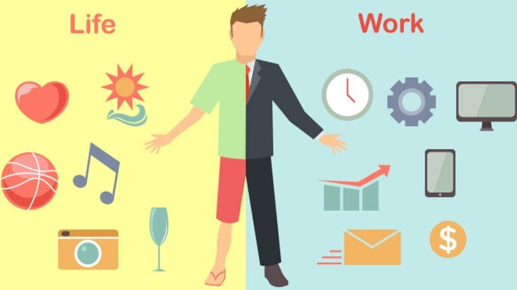 Nhân viên giỏi nên cân bằng được cảm xúc giữa công việc và cuộc sống