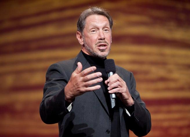 7 bài học kinh doanh thành công từ Larry Ellison