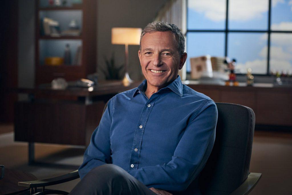 Bob Iger, chủ tịch và CEO của Walt Disney