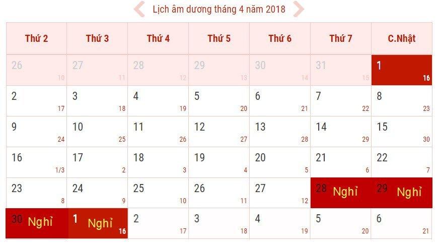 EMSC thông báo lịch nghỉ lễ Giỗ Tổ Hùng Vương, 30/4 và 1/5