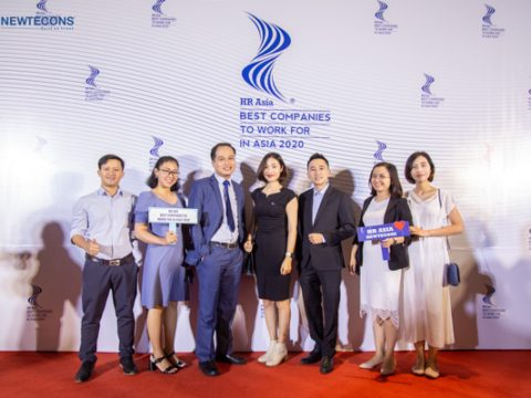 newtecon hr asia award 2
