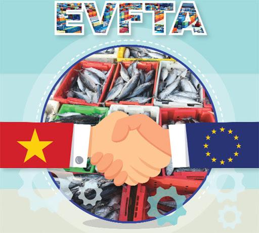 EVFTA và ngành thuỷ sản