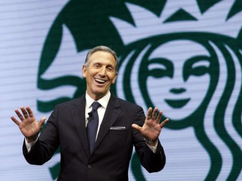 Howard Schultz – Starbucks