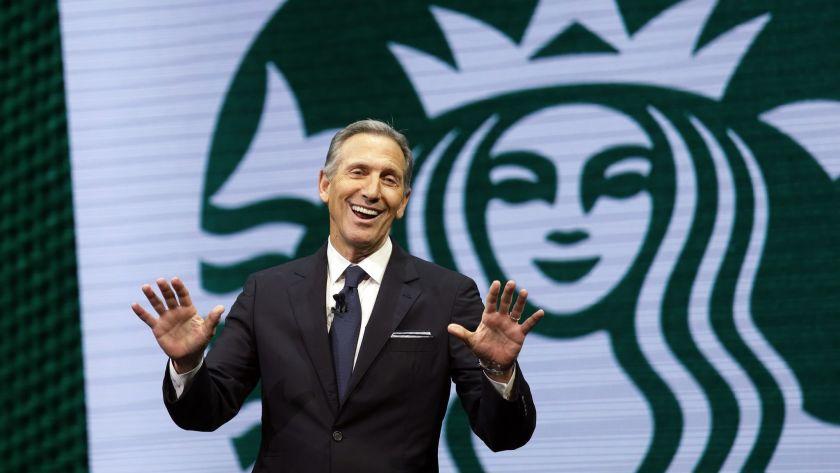 Howard Schultz – Starbucks