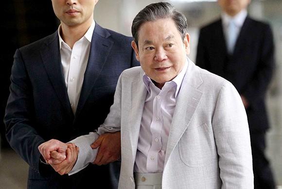 Bài học quản trị nhân sự thành công từ chủ tịch tập đoàn Samsung Lee Kun Hee
