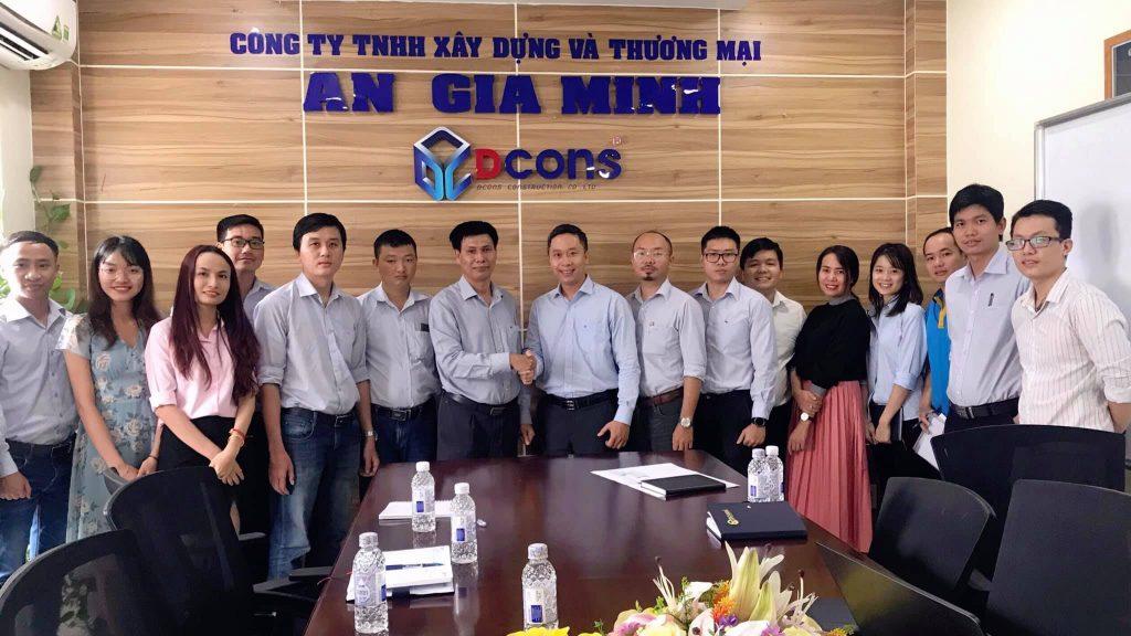 Tâm sự của Tổng Giám Đốc công ty TNHH xây dựng DCONS Nguyễn Xuân Đạo gửi gắm vào phần mềm HRIS