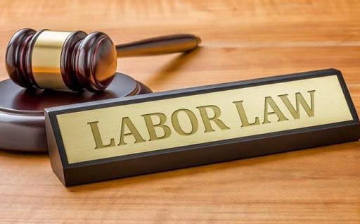 bộ luật lao động