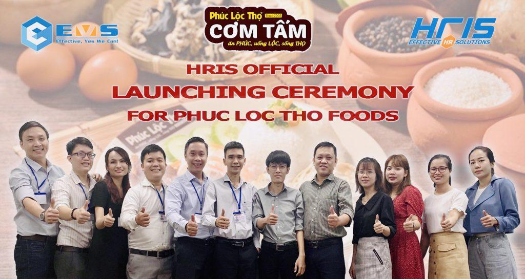 Phúc Lộc Thọ ký HRIS 0301