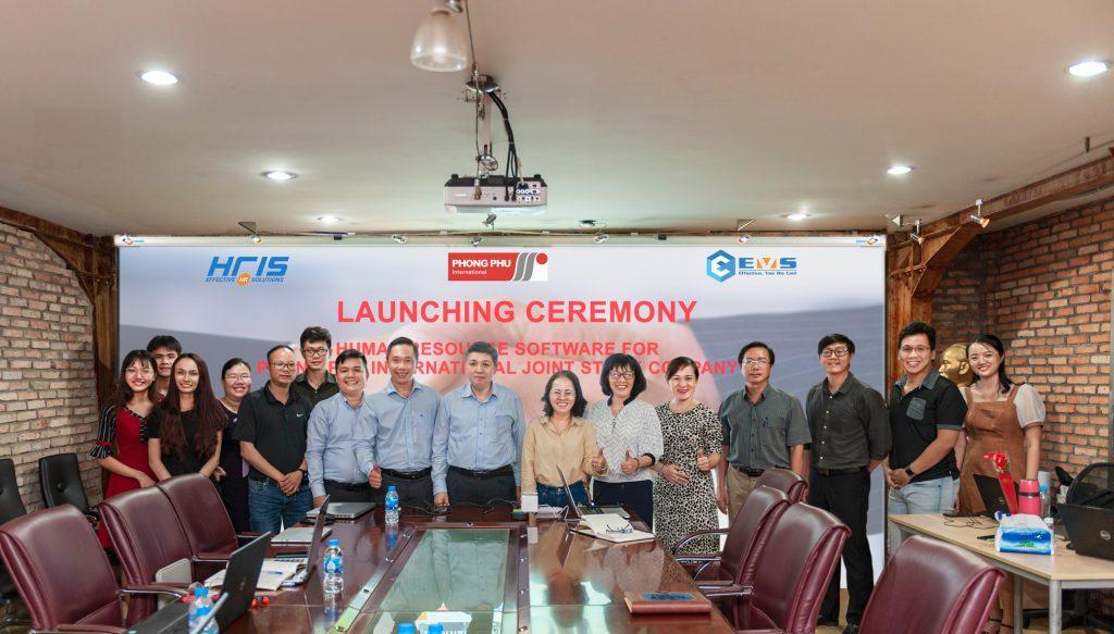 Buổi lễ khởi động dự án giữa Phong Phú và EMS đã thành công tốt đẹp