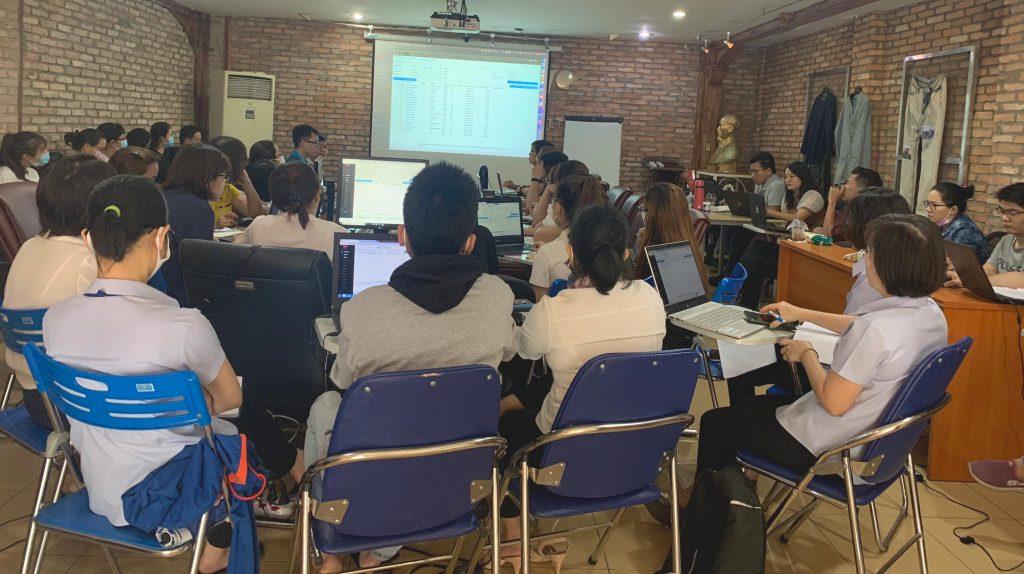 training Phong Phú