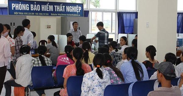 hỗ trợ người lao động từ quỹ BHTN